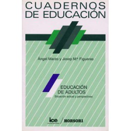 CE 03- Educación de adultos. Situación actual y perspectivas