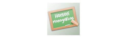 Horsori monográficos
