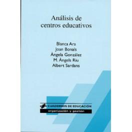 CE 46- Análisis de centros educativos