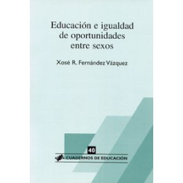 CE 40- Educación e igualdad de oportunidades entre sexos
