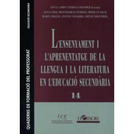CFP 14- L'ensenyament i l'aprenentatge de la llengua