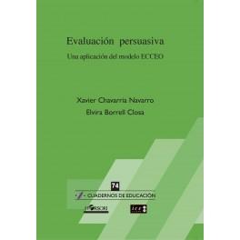 CE 74 - Evaluación persuasiva. Una aplicación del modelo ECCEO